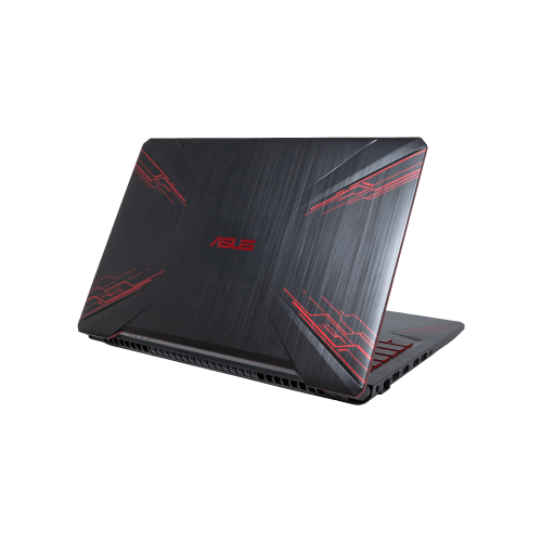 ASUS FX 504GE-BS73 trasera